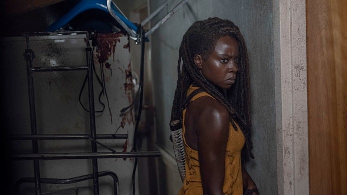 The Walking Dead Michonne 1013 What We Become