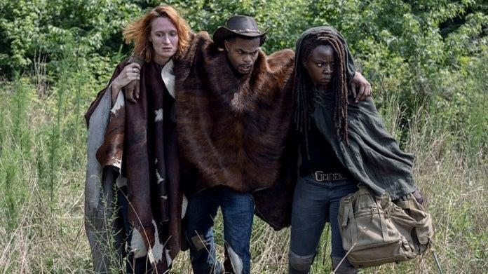 The Walking Dead Michonne Aiden Bailey
