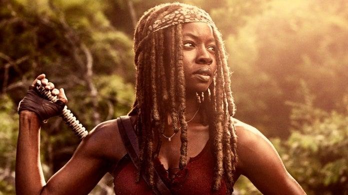 The Walking Dead Michonne Danai Gurira