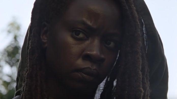 The Walking Dead Michonne Danai Gurira What We Become