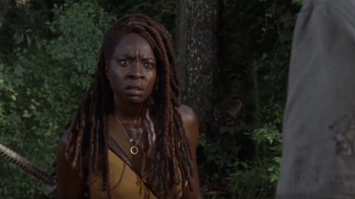 The Walking Dead Michonne Virgil What We Become