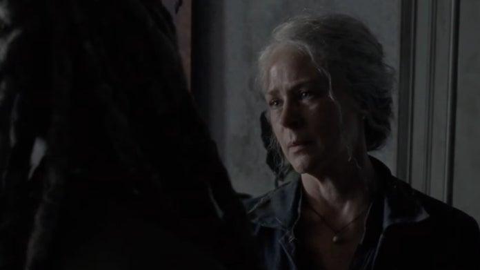 The Walking Dead Morning Star Carol Ezekiel