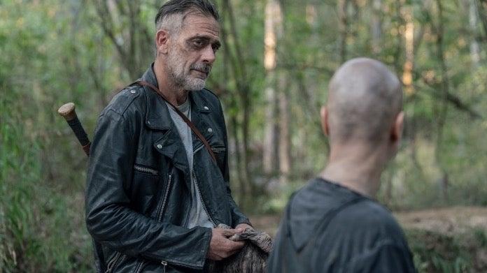 The Walking Dead Negan Alpha 1011 Morning Star