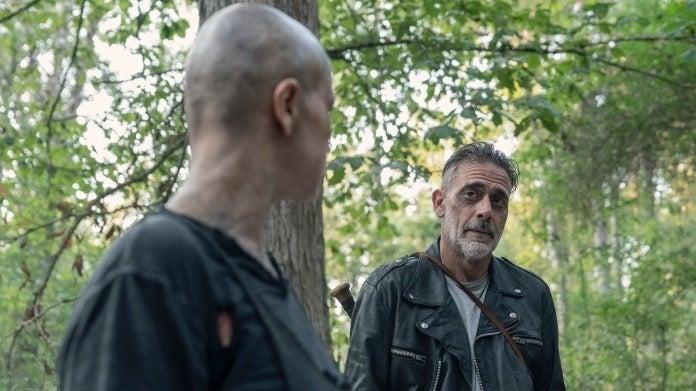The Walking Dead Negan Alpha