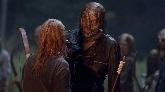 The Walking Dead Negan Whisperers 1011 Morning Star