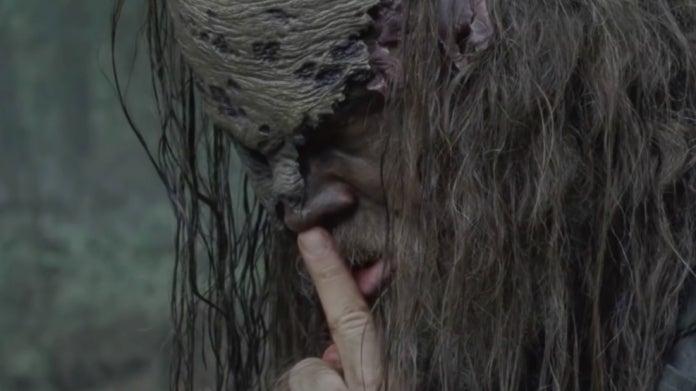 The Walking Dead Ryan Hurst Beta secret identity 1012 Walk With Us