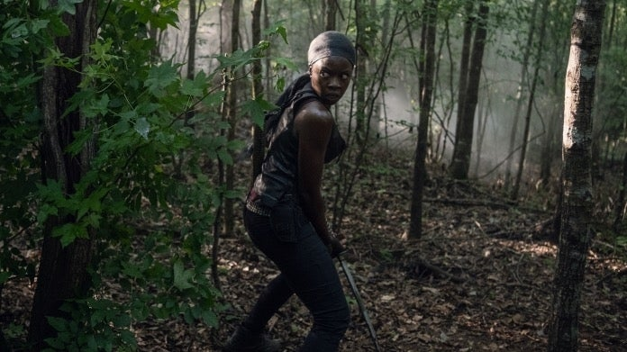 The Walking Dead Savior Michonne
