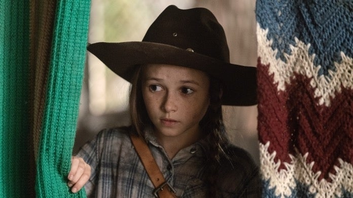 The Walking Dead Season 10 Judith Grimes Cailey Fleming