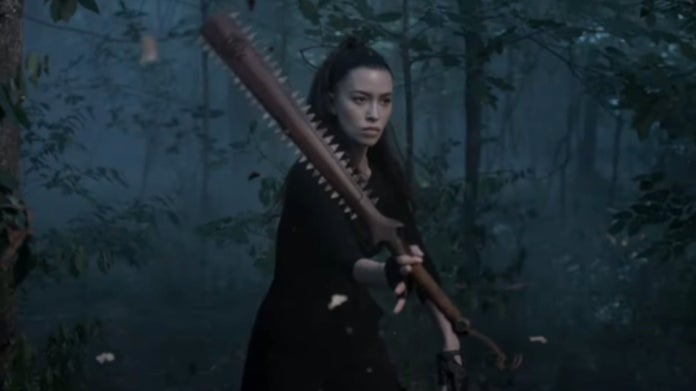 The Walking Dead Season 10 Rosita