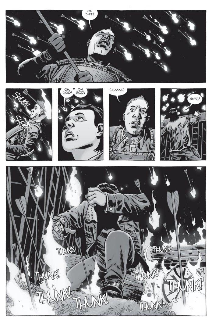 The Walking Dead Whisperer War 160