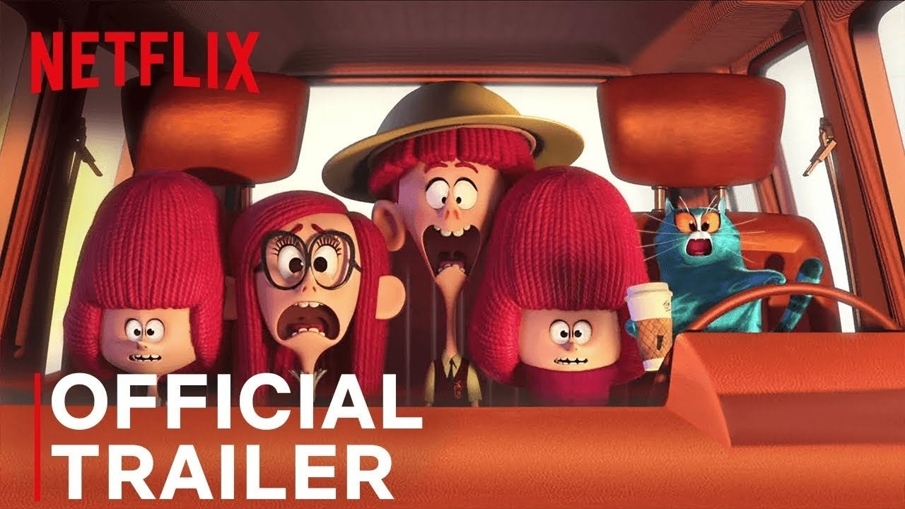 the willoughbys trailer netflix
