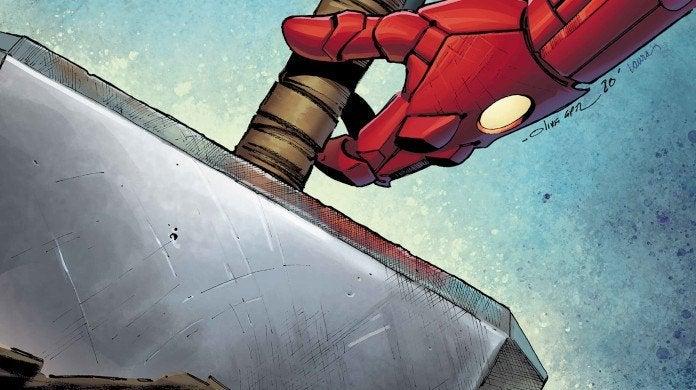 Thor Mjolnir Broken