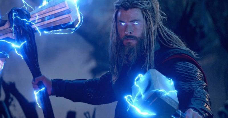 thor stormbreaker avengers endgame