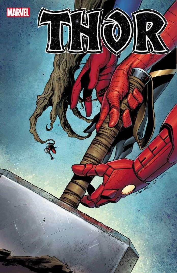 Marvel Teases Thor's Hammer Is Broken