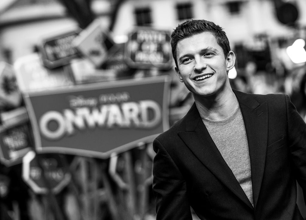 tom holland ownward premiere uk