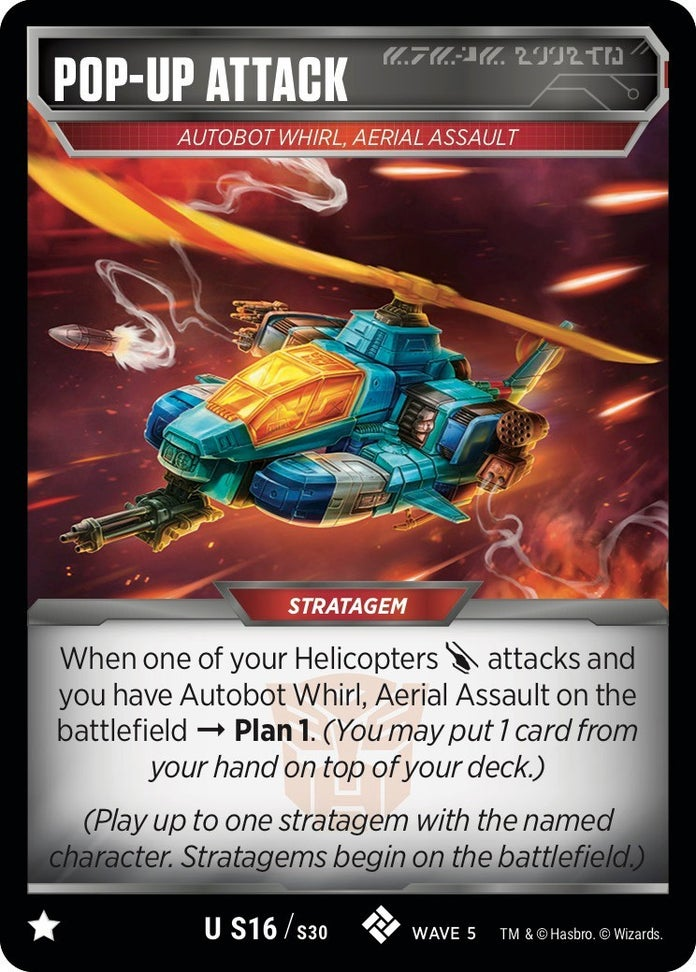 Transformers-TCG-Whirl-Stratagem