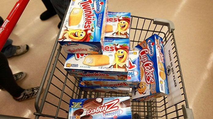 twinkies hostess cakes getty images