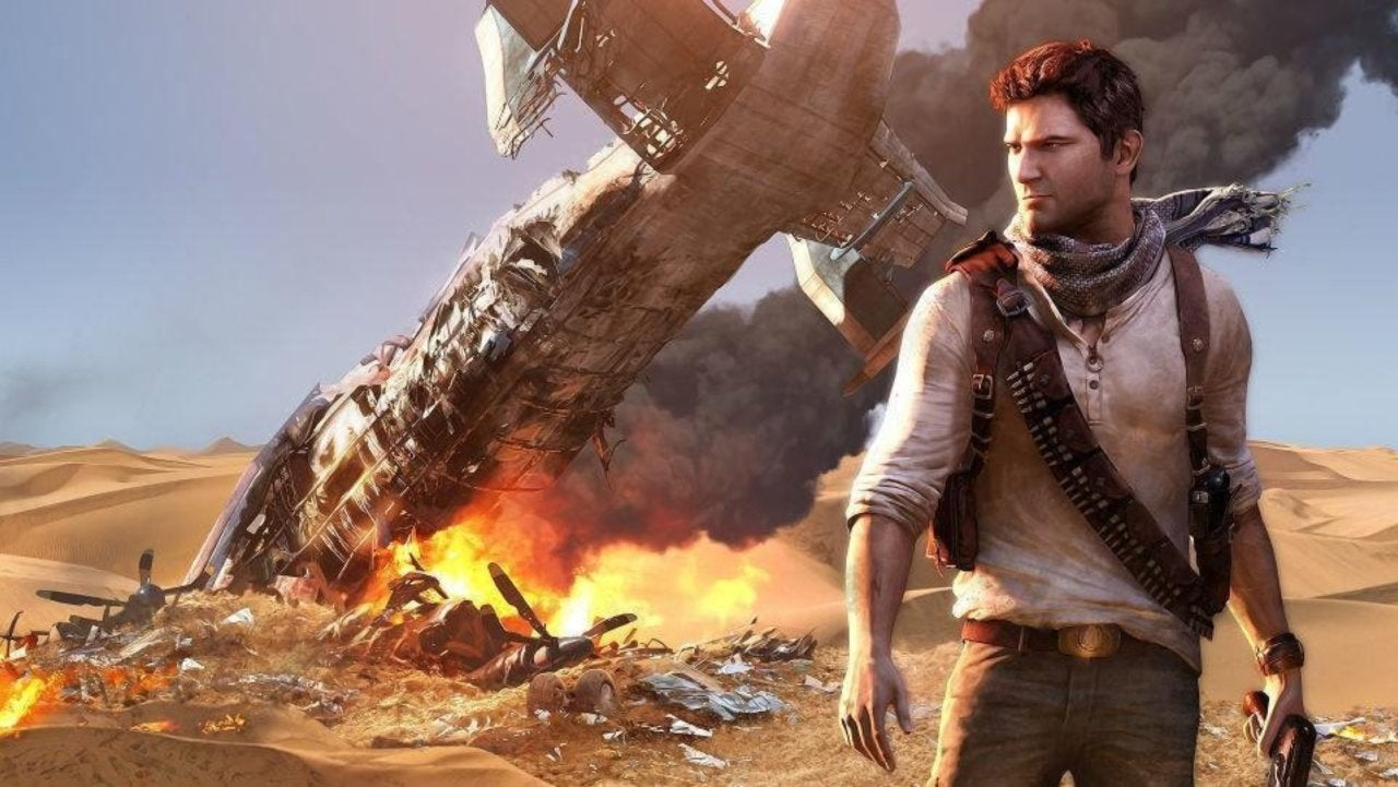 uncharted 2021 set photos