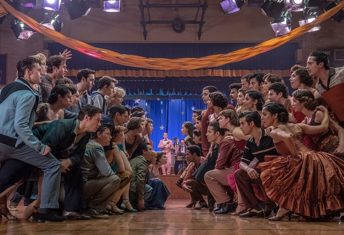 west side story cast disney spielberg