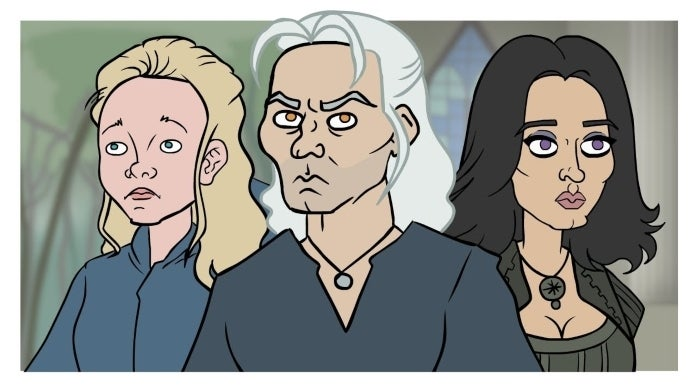 witcher season 1 animated recap cropped hed