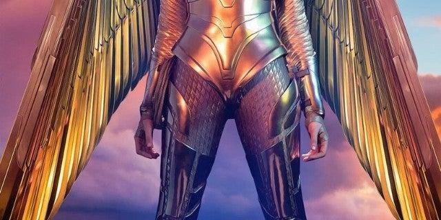 Wonder Woman 1984 Posters_2 Golden Eagle Armor Gal Gadot