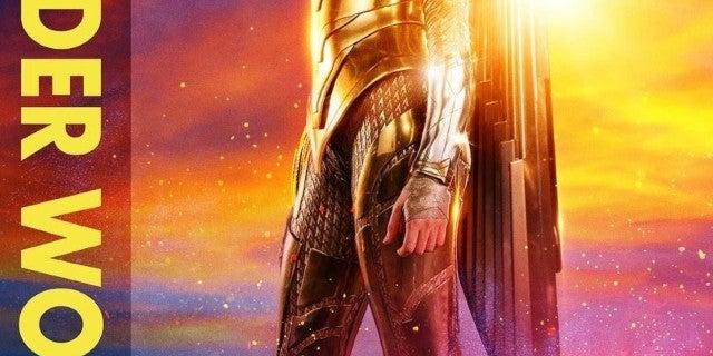 Wonder Woman 1984 Posters_3 Golden Eagle Armor Gal Gadot