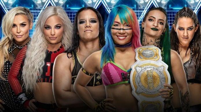 WWE-Elimination-Chamber-Baszler-Asuka-Becky-Lynch