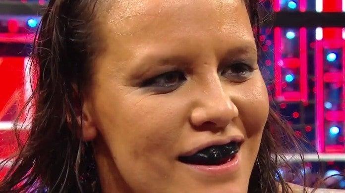 WWE Elimination Chamber Shayna Baszler