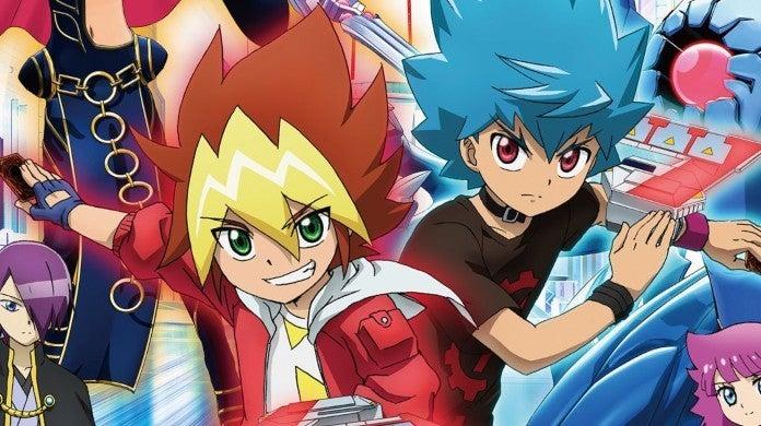 Yu-Gi-Oh Sevens Anime