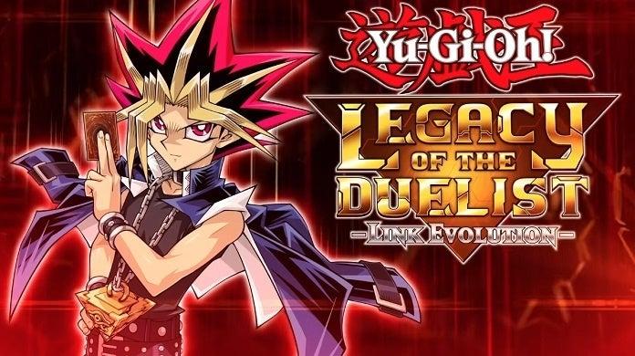 YuGiOh Legacy of the Duelist Link Evolution