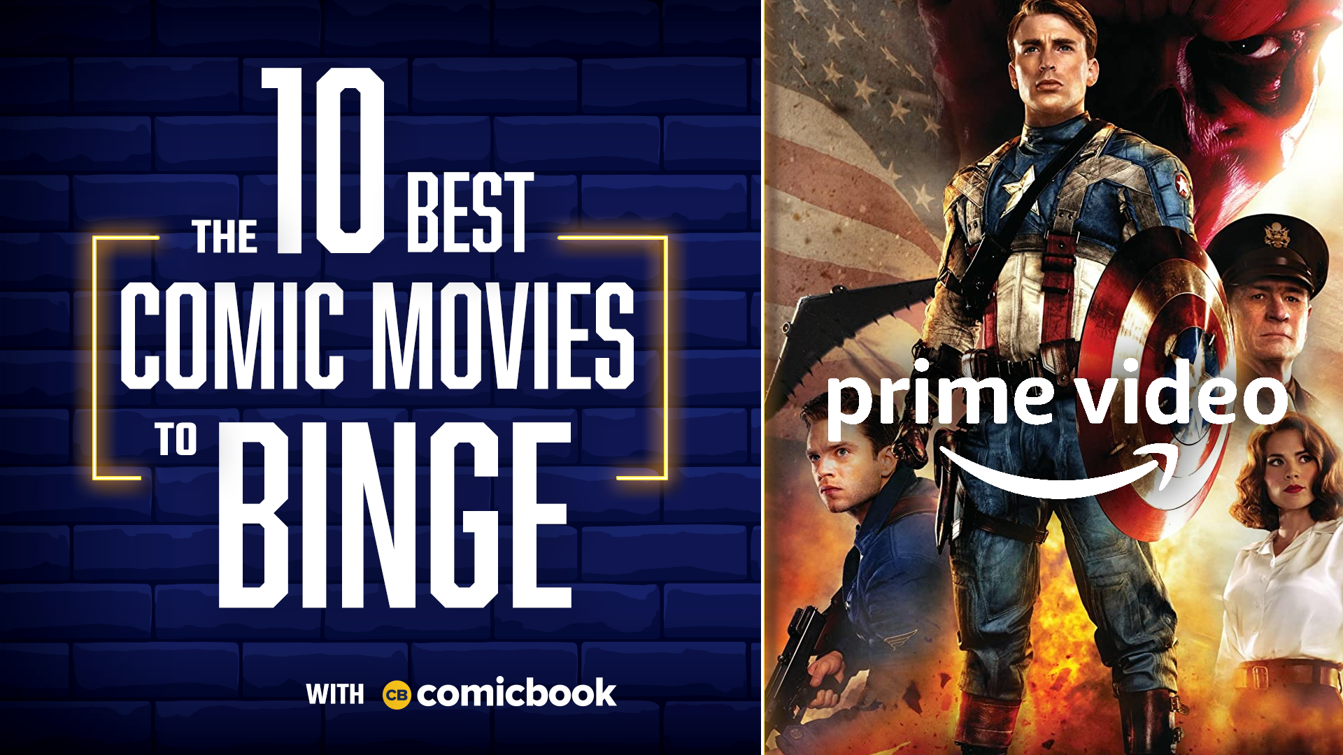 10 Best ComicBook Movies to Binge on Amazon Prime