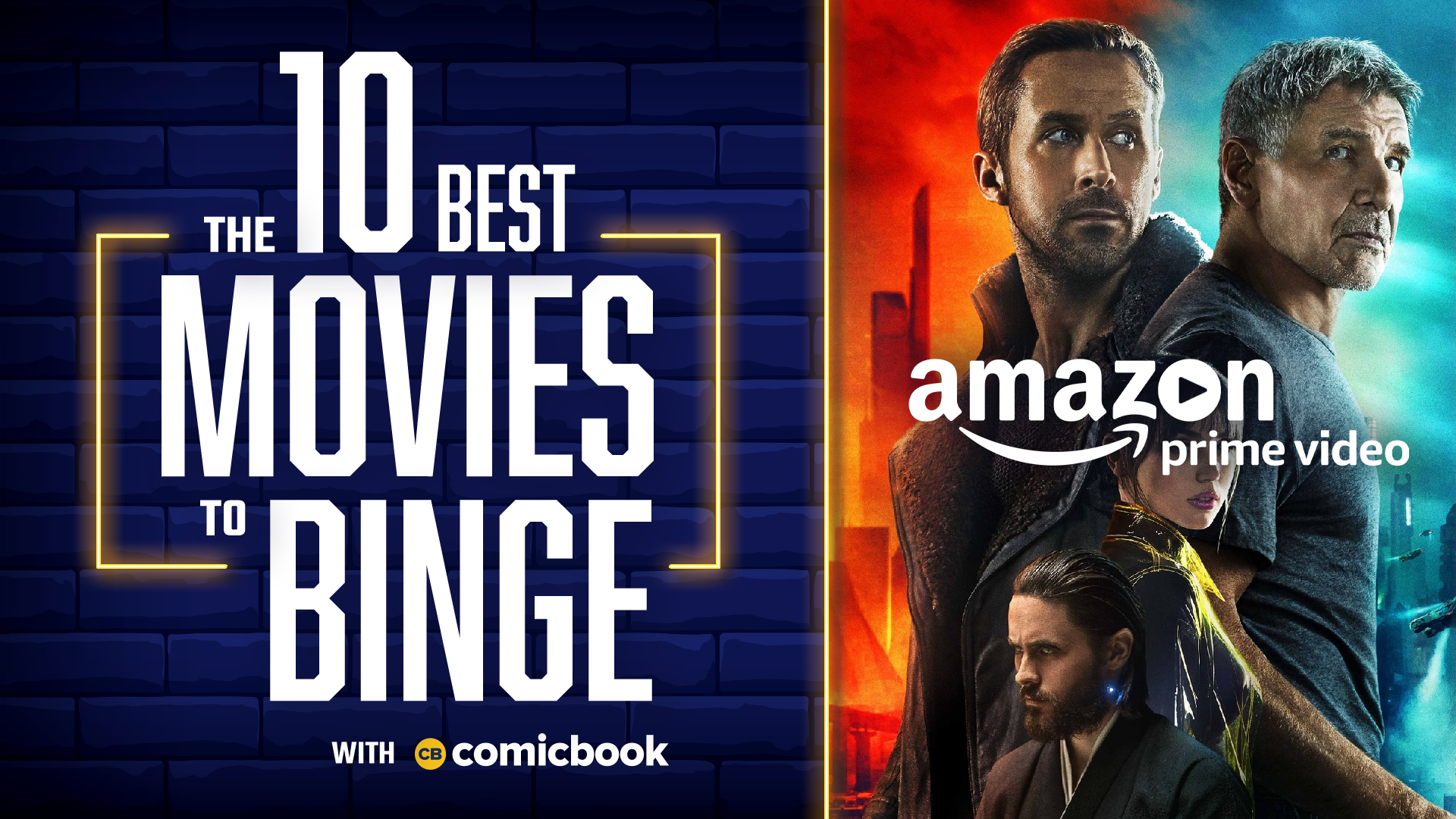 10 Best Movies to Binge on Amazon Prime