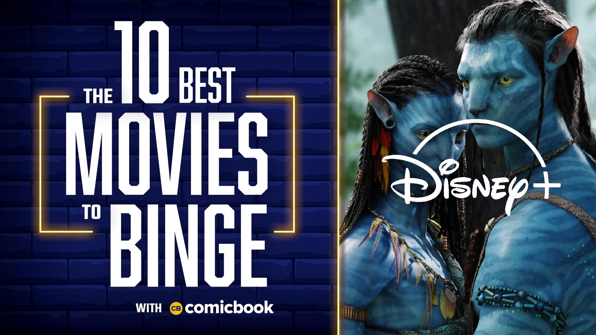 10 Best Movies to Binge on Disney+
