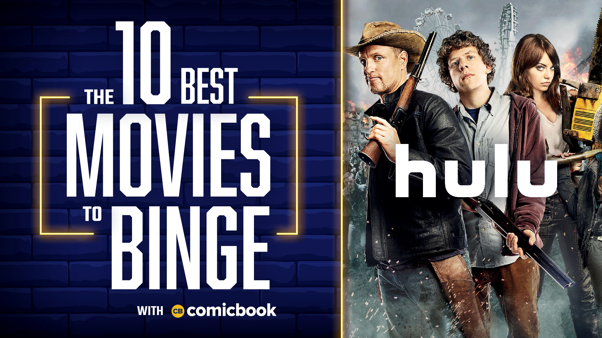 10 Best Movies to Binge on Hulu