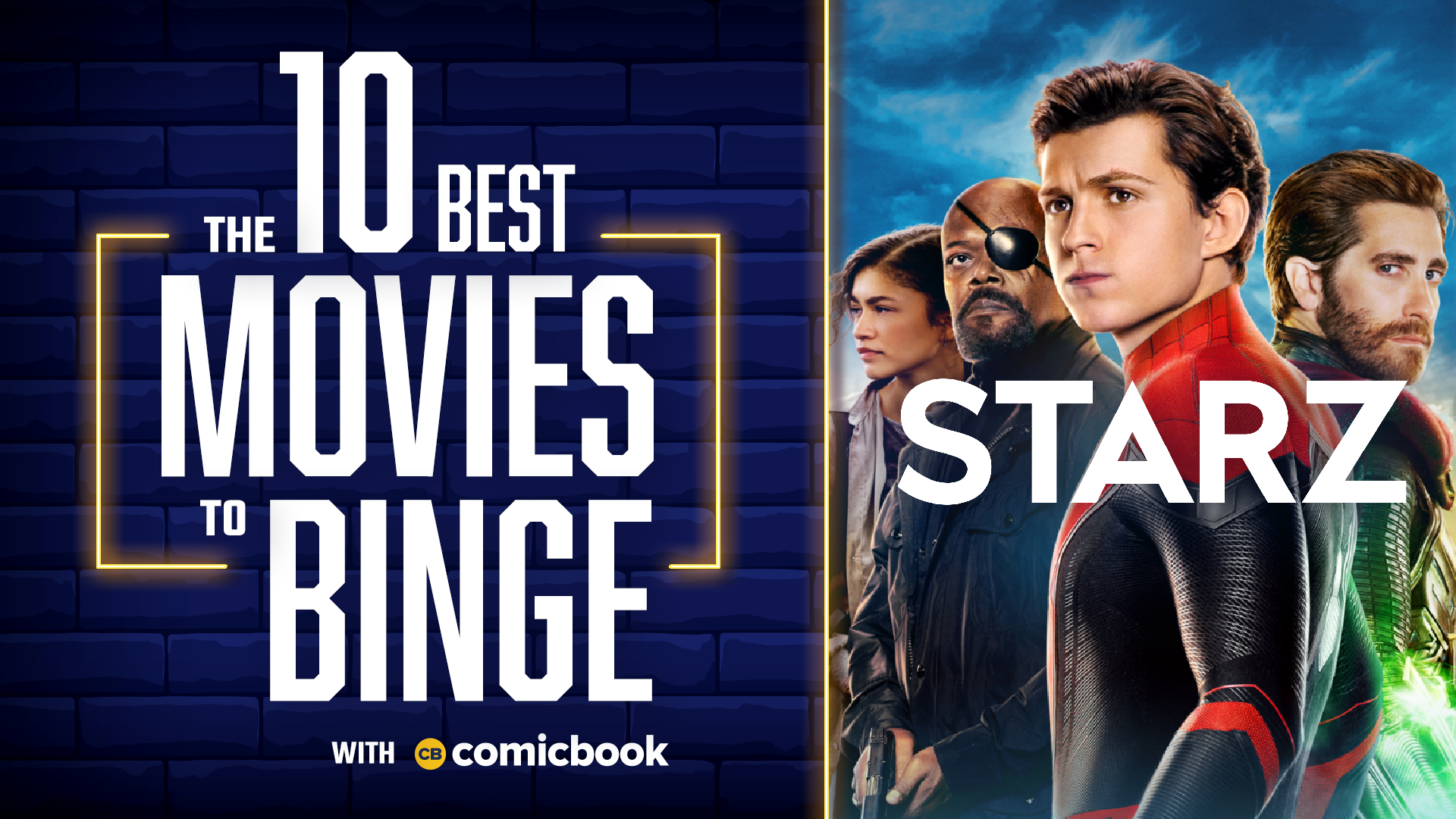 10 Best Movies to Binge on STARZ