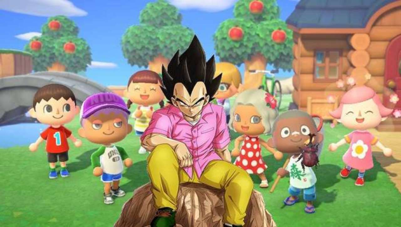BOY//KIDS DRAGON BALL Z SUPER SAIYAN VEGETA READY TO UNLEASH DESIGN T-SHIRT