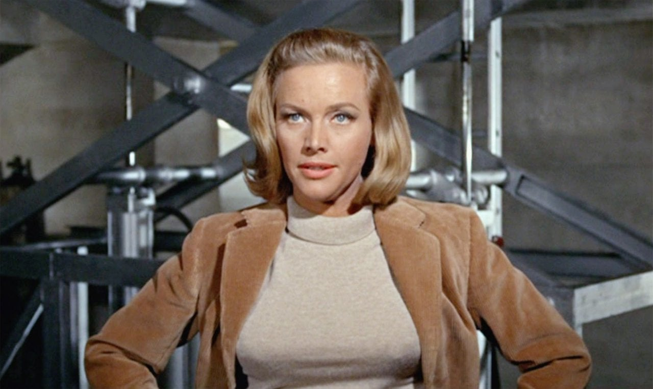 Actress Honor Blackman Dead Death 94 Obituary