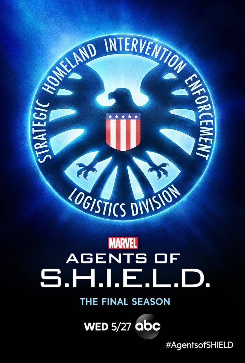 Agents of SHIELD Season 7 Poster