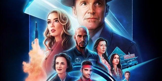 Agents of Shield Season 7 Poster