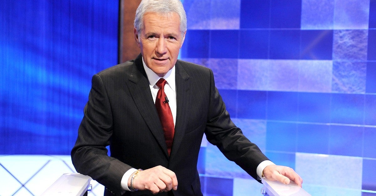 Alex Trebek Becomes Trending Topic After Nercore Rap Slam Clip Resurfaces
