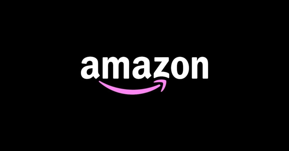 amazon with pink