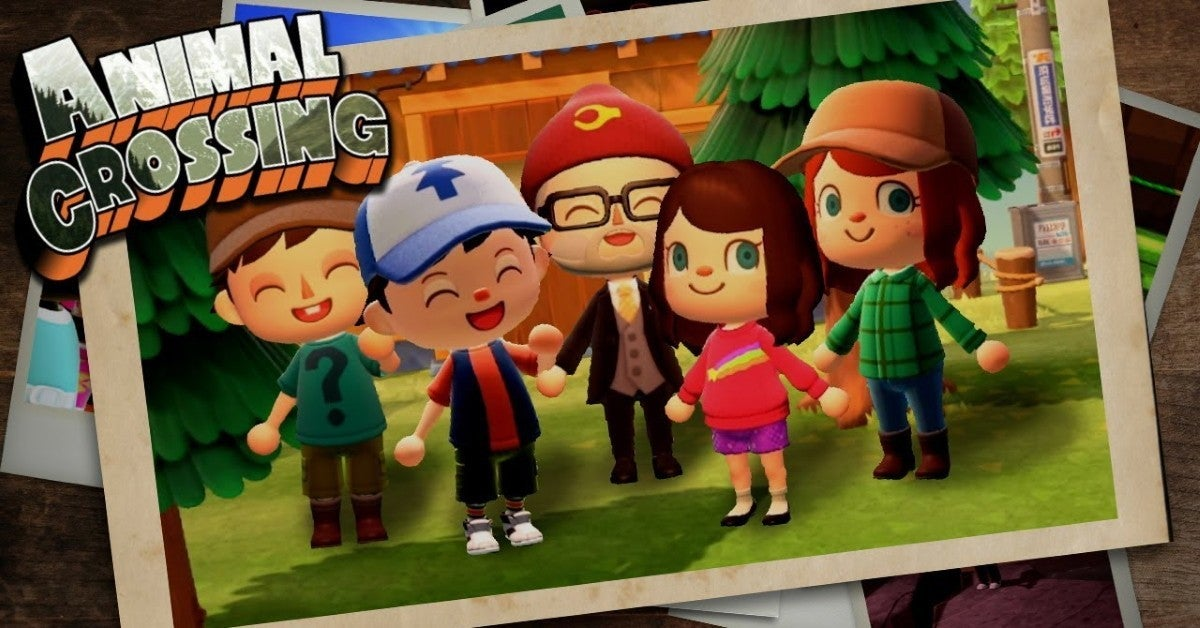animal crossing gravity falls new cropped hed