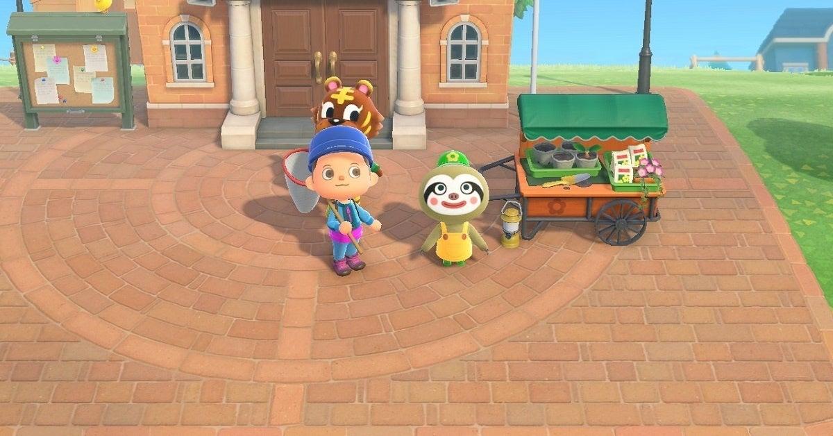 Animal Crossing New Horizons Leif