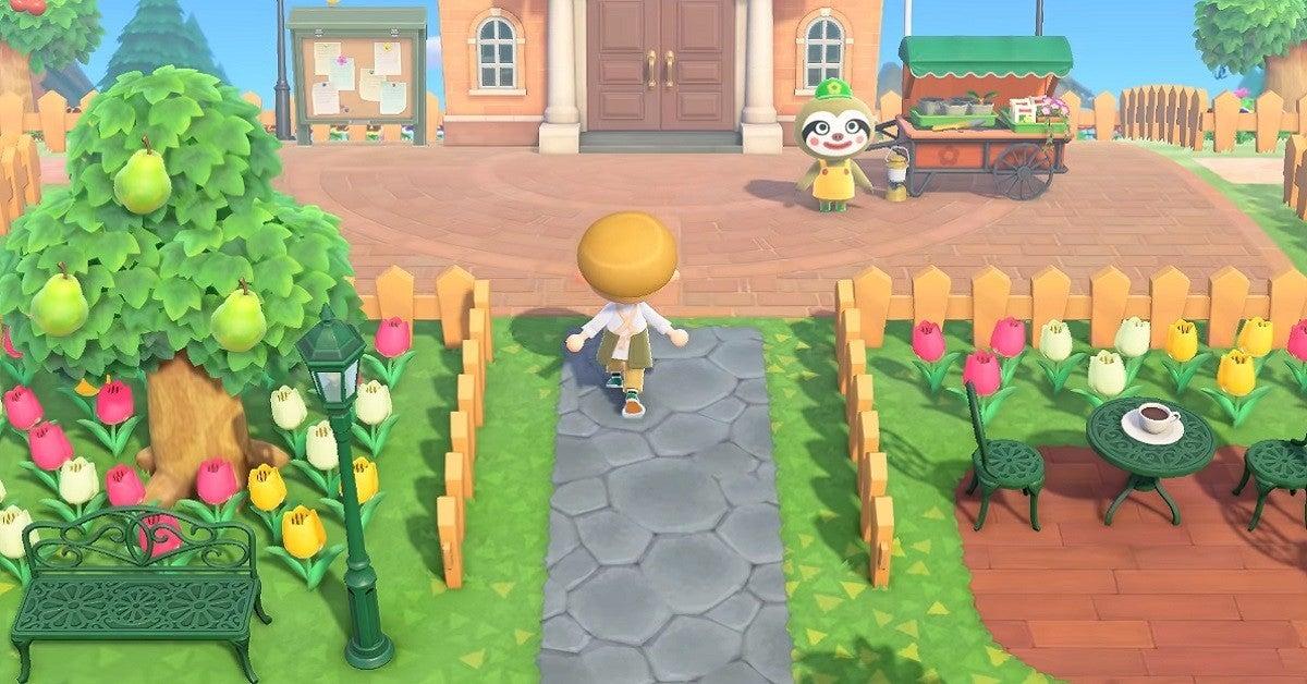Animal Crossing New Horizons Leif Update