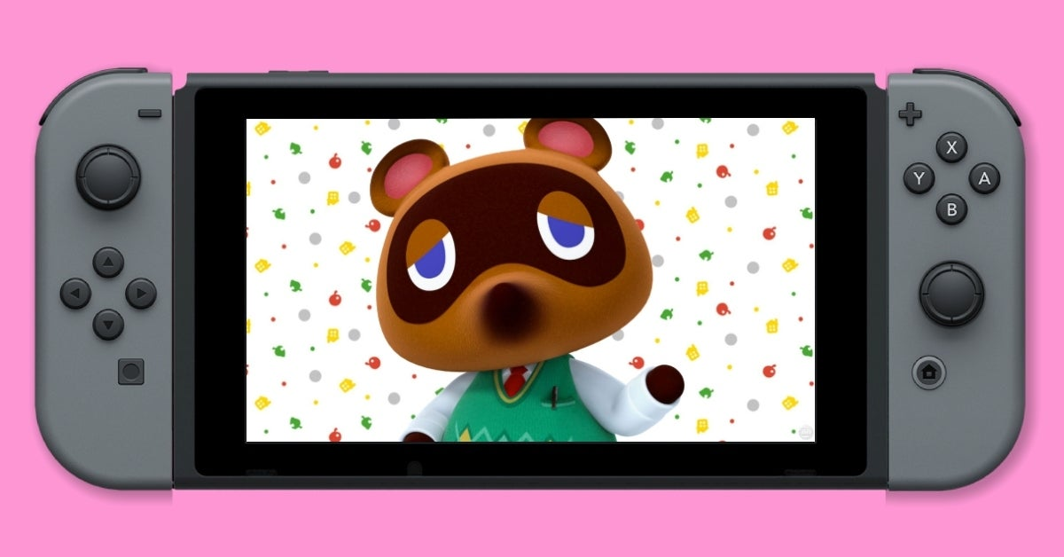 animal crossing new horizons nintendo switch