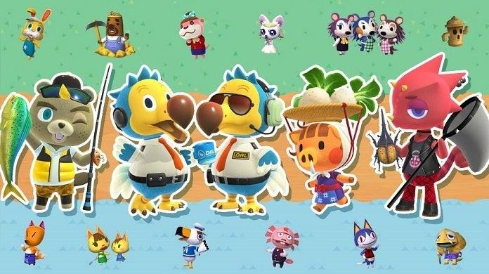 Animal Crossing New Horizons Super Smash Bros Ultimate