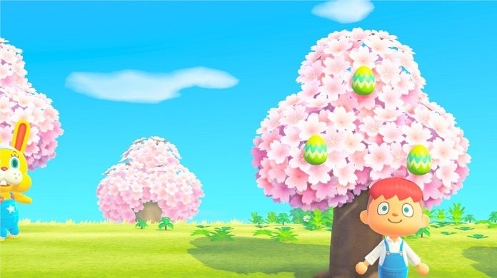 Animal Crossing New Horizons Zipper Bunny Day