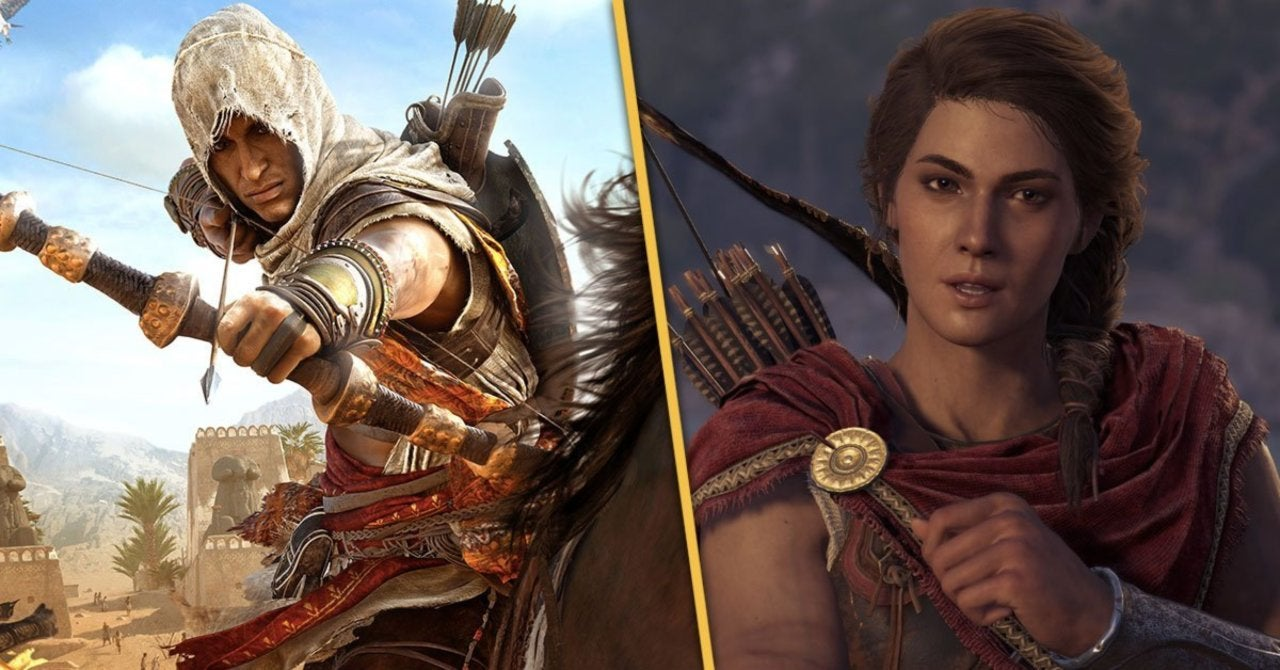 Assassin S Creed Director Reveals How Valhalla Fits With Odyssey