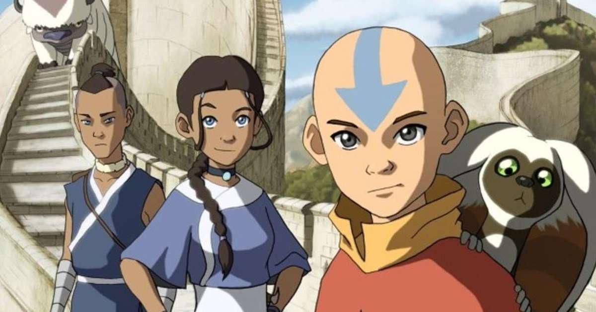 Avatar The Last Airbender Fan Reactions Netflix