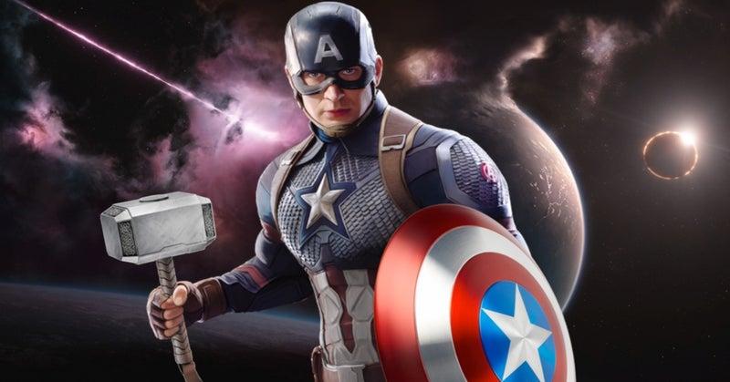 Avengers Endgame Captain America Soul Stone comicbookcom